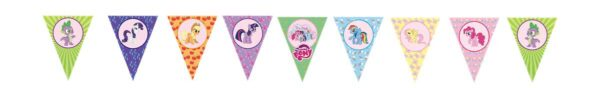 My Little Pony Bunting Flags Banner