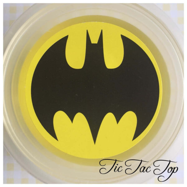 Batman Jelly Cups - 12/set