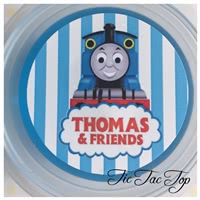 Thomas The Train Jelly Cups - 12/set