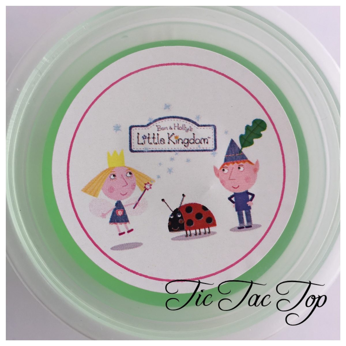 Ben & Holly Little Kingdom Jelly Cups - 12/set