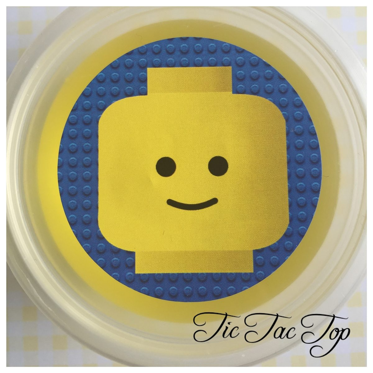 Lego Man Jelly Cups - 12/set