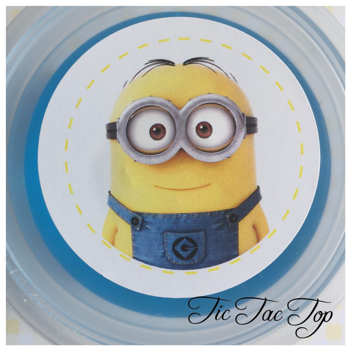 Minions Despicable Me Jelly Cups - 12/set
