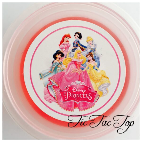 Disney Princesses Jelly Cups - 12/set