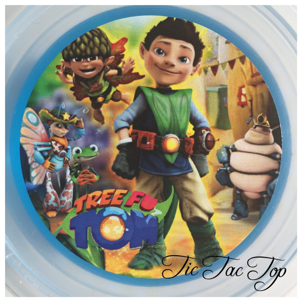 Tree Fu Tom Jelly Cups - 12/set