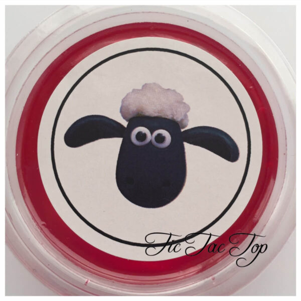 Shaun The Sheep Jelly Cups - 12/set