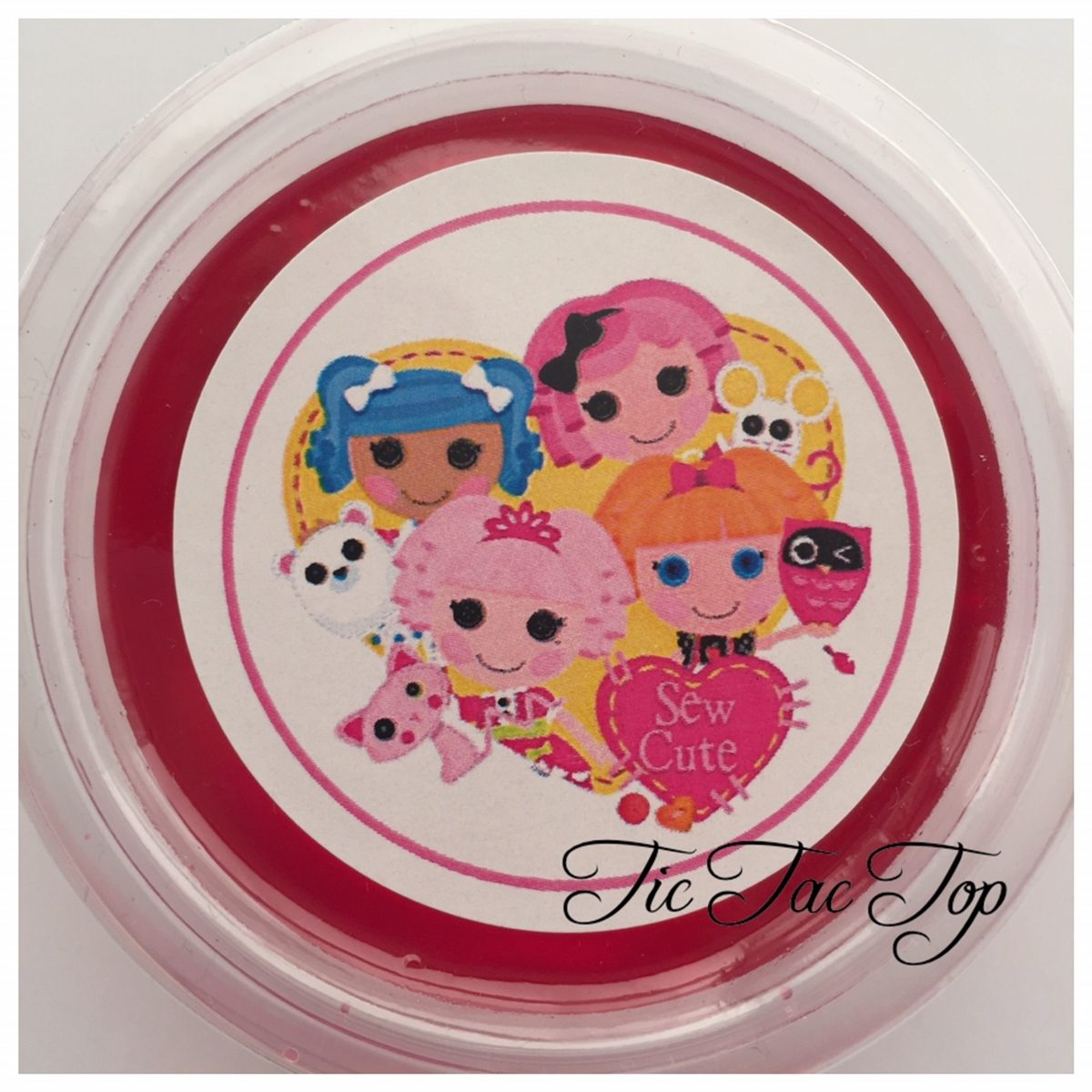 Lalaloopsy Jelly Cups - 12/set