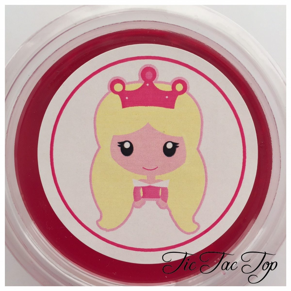 Disney Princess Cinderella Snow White Belle Aurora Jelly Cups - 12/set