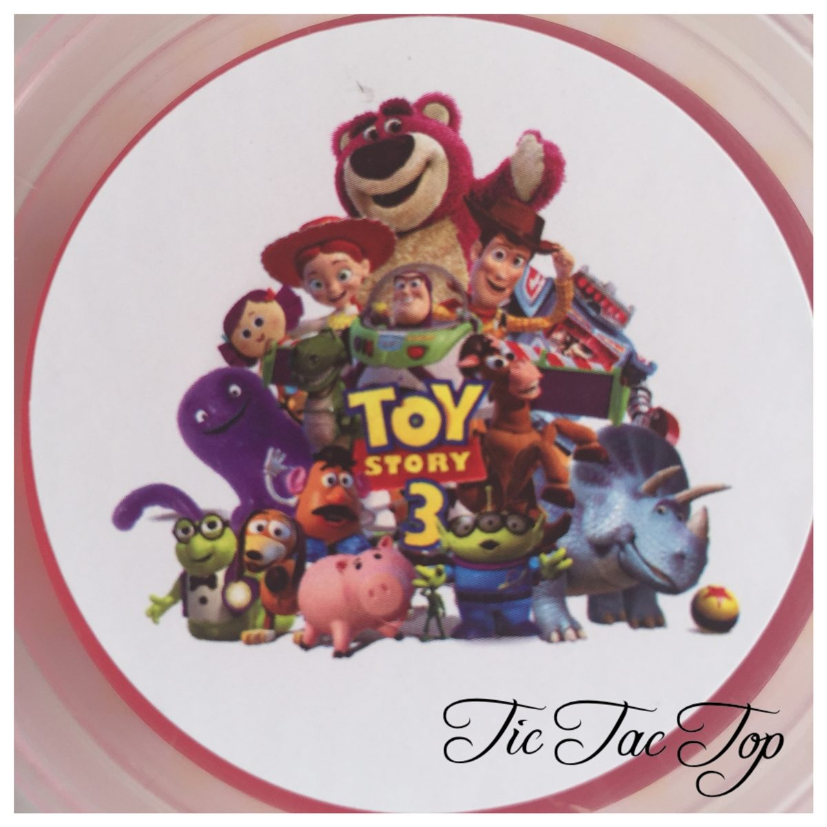 Toy Story Jelly Cups - 12/set