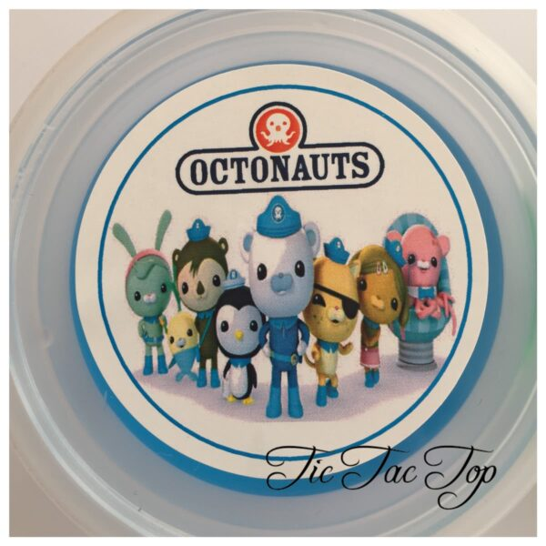 Octonauts Jelly Cups - 12/set