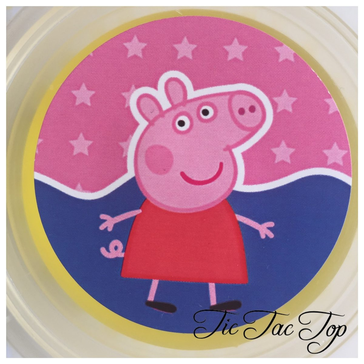 Peppa Pig Jelly Cups - 12/set