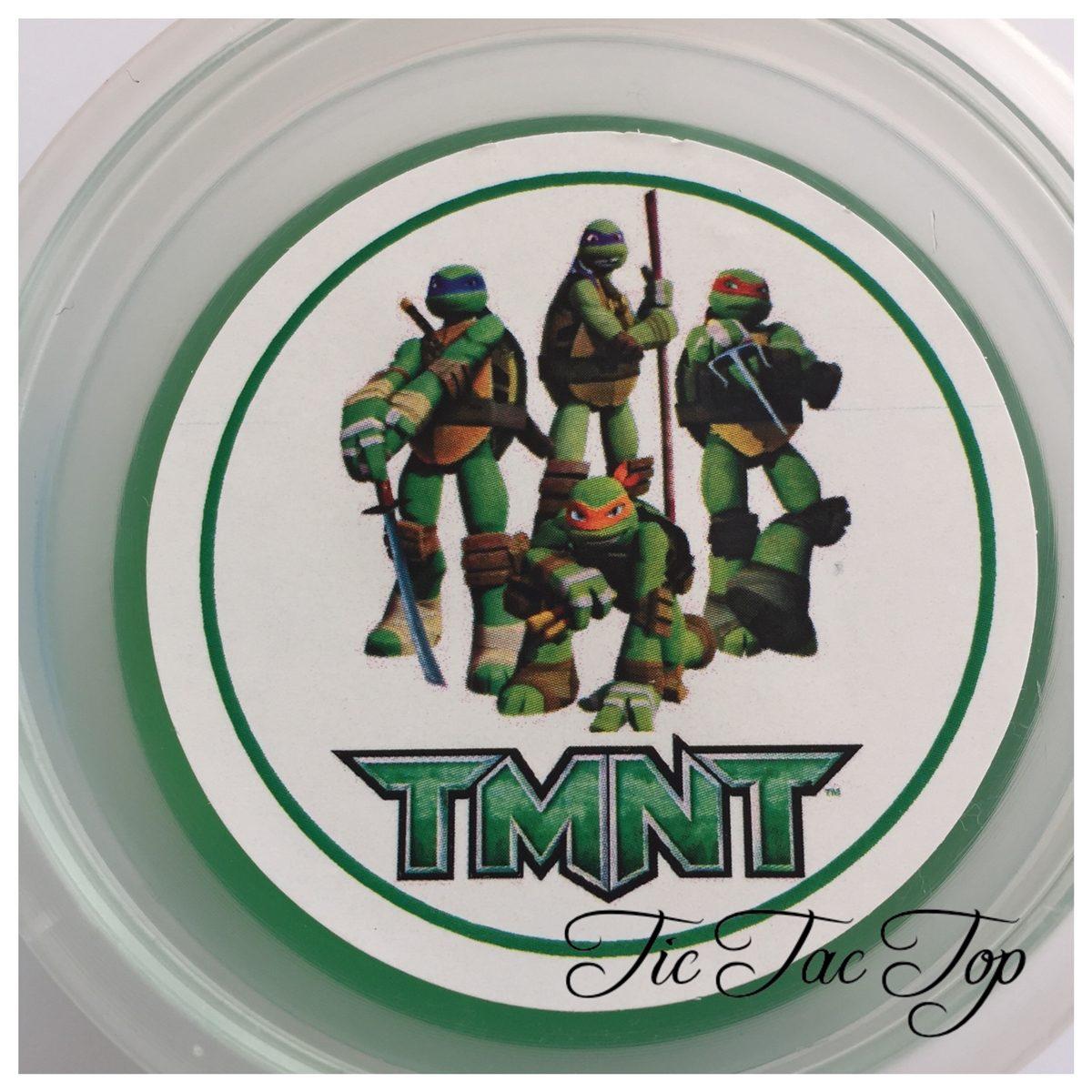 Ninja Turtle Jelly Cups - 12/set