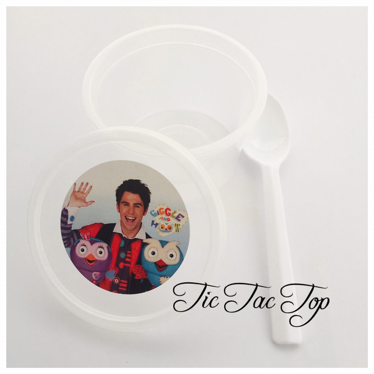 Giggle & Hoot & Hootabelle Jelly Cups - 12/set