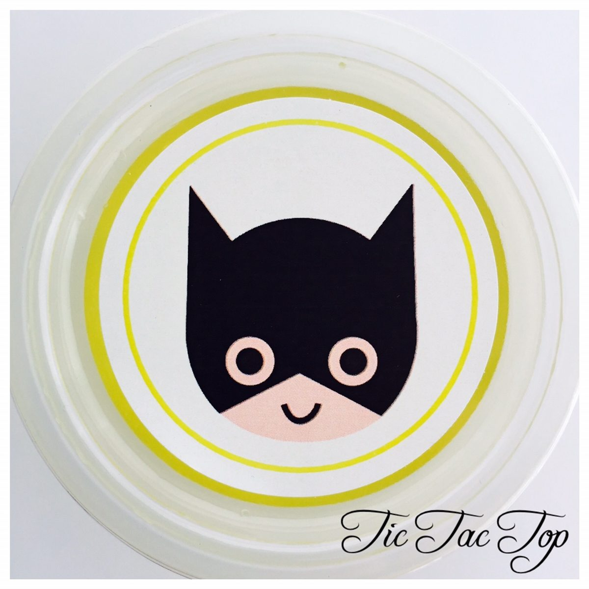 Superhero Jelly Cups - 12/set