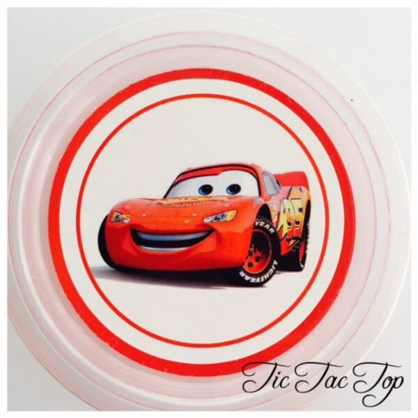 Disney Cars Jelly Cups - 12/set