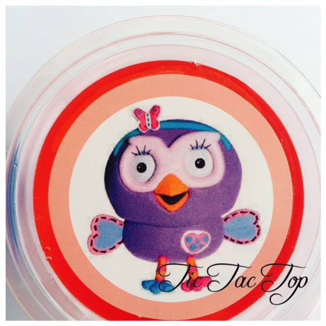 Giggle & Hoot & Hootabelle NEW Jelly Cups - 12/set