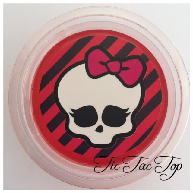 Monster High Jelly Cups - 12/set