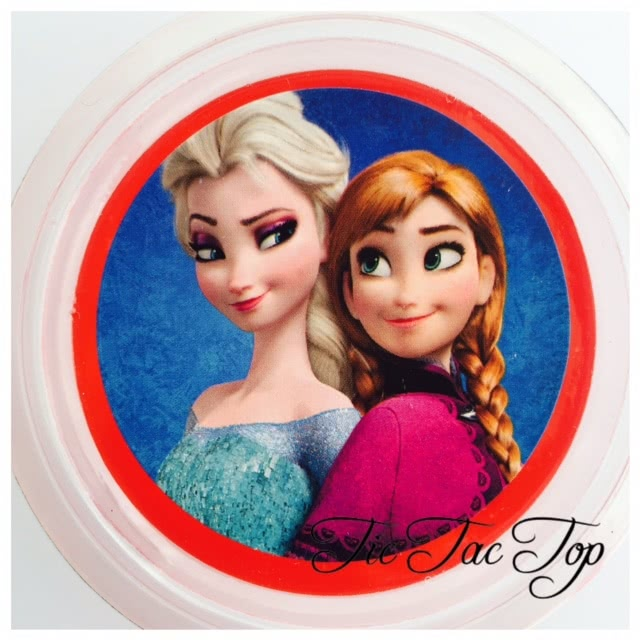 Frozen Forever Sisters Jelly Cups - 12/set