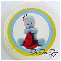 In The Night Garden Igglepiggle Jelly Cups - 12/set