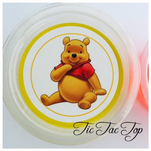 Winnie The Pooh Jelly Cups - 12/set