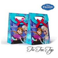Disney FROZEN Red Anna Elsa Paper Gift & Lolly Bag - 6 Bags