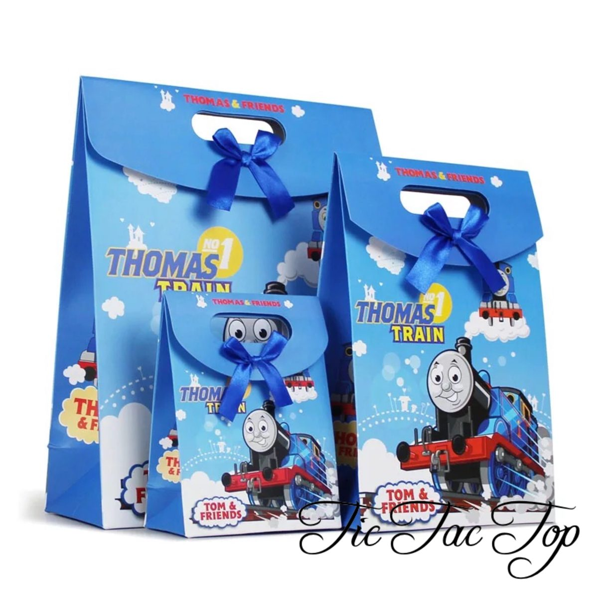 Thomas The Train Paper Gift & Lolly Bag - 6 Bags