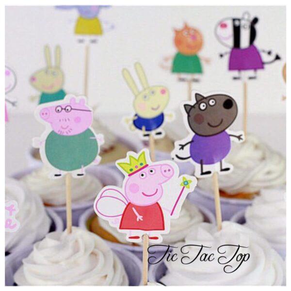 Peppa Pig & Friends Topper Picks