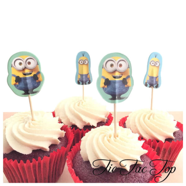 Minions Despicable Me Topper Picks