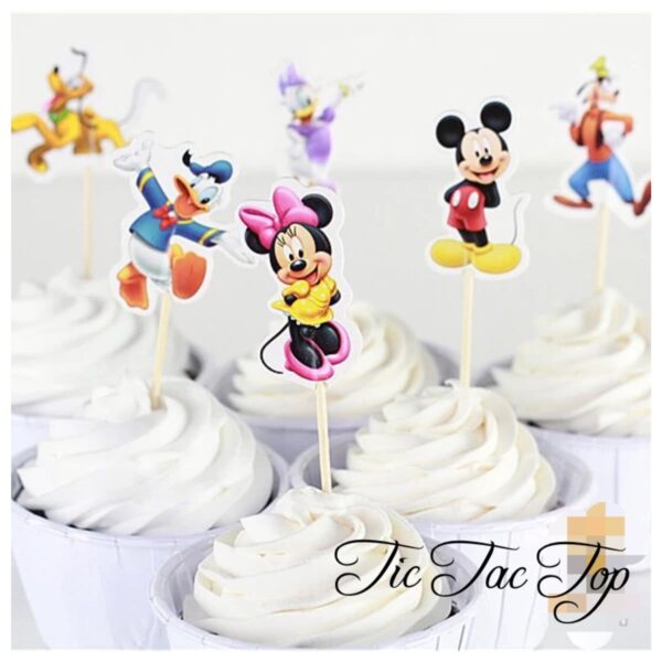Mickey Minnie & Friends Party Topper Picks