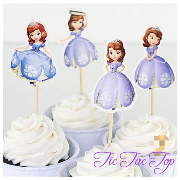 Sofia The First Party Topper Picks
