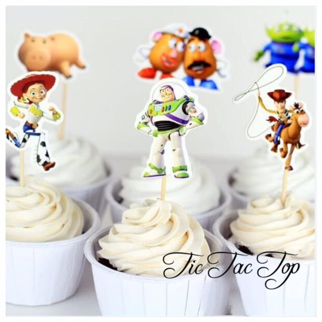Toy Story Topper Picks - 12pcs