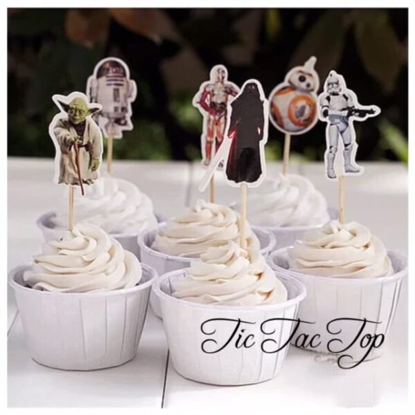 Star Wars SPECIAL Topper Pick - 12pcs